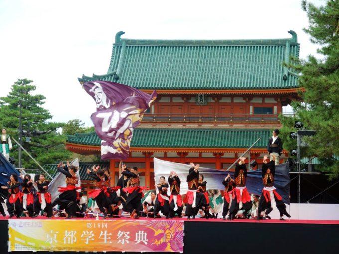 京都学生祭典。・よさこい