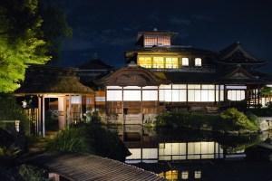 京都・世界遺産・西本願寺・飛雲閣