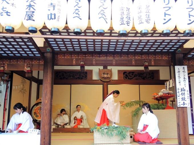 京都・ゑびす神社・十日ゑびす