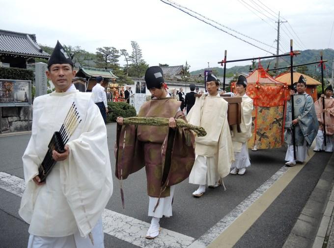 京都熊野神社・神幸祭