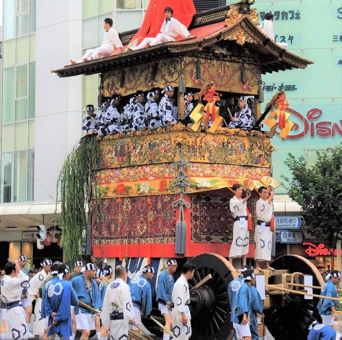 京都・祇園祭・後祭・北観音山