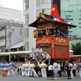 京都・祇園祭・後祭・山鉾巡行