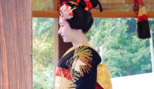 ⛩京都の2月のおすすめ・八坂神社「節分祭」2日の日程と舞妓さん