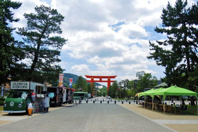 京都「岡崎公園 ASOBIBA」