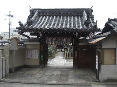 地蔵院椿寺