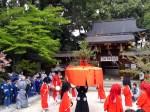 今宮神社やすらい祭