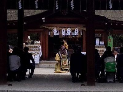 豊国神社例祭と献茶祭
