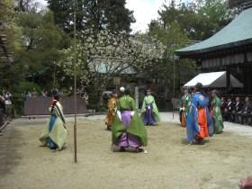 春季例大祭(淳仁天皇祭)