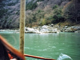 保津川下り