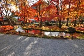 しょうざん庭園紅葉