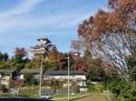 福知山城紅葉