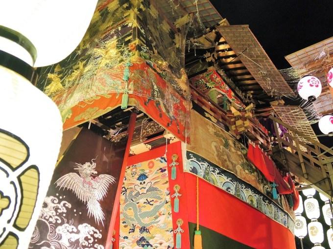 京都・祇園祭・船鉾・宵山