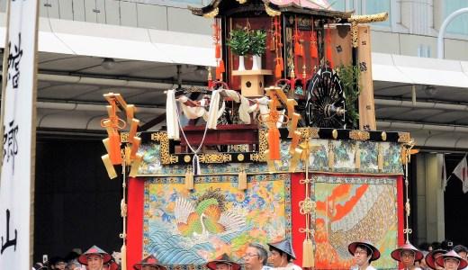 京都「祇園祭」前祭・山鉾巡行《蟷螂山》