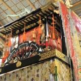 京都「祇園祭」前祭・宵山・蟷螂山