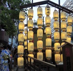 京都・祇園祭・宵山・孟宗山