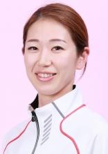 原田佑実選手の画像1です。
