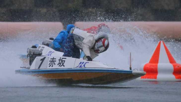 赤坂俊輔選手のTOP画像です。