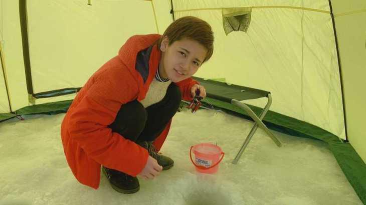 下野京香選手のTOP画像です。