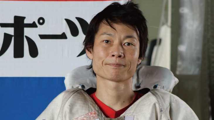 白石健選手のTOP画像です。