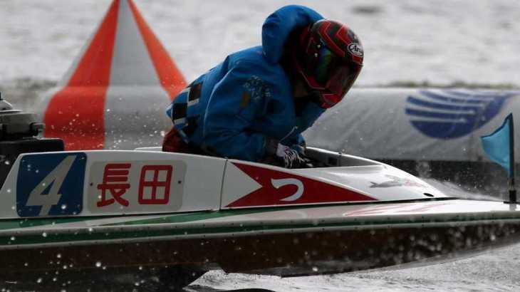 長田光子選手のTOP画像です。