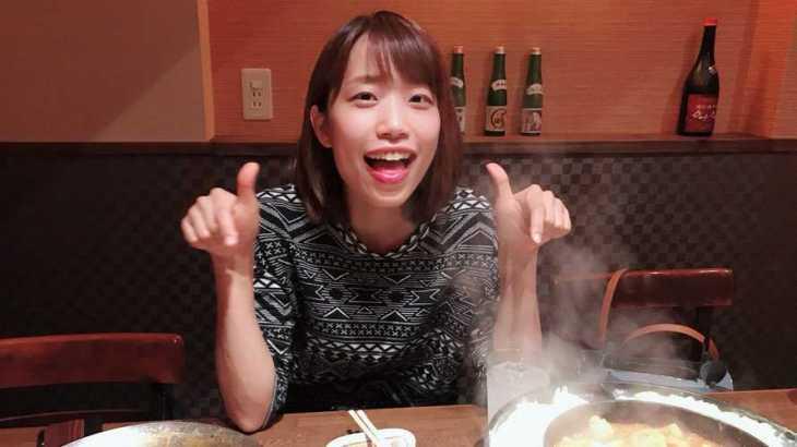 高橋悠花選手のTOP画像です。