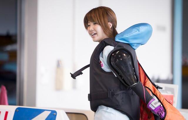 滝川真由子選手のTOP画像です。
