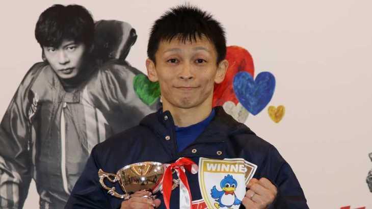 益田啓司選手のTOP画像です。