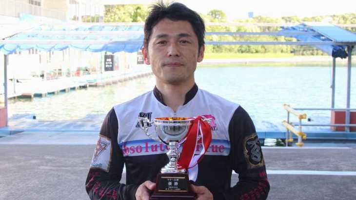 石渡鉄兵選手のTOP画像です。