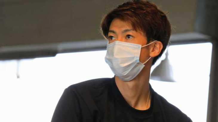 竹井貴史選手のTOP画像です。