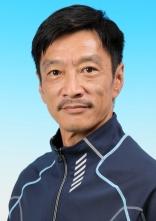 服部幸男選手の画像1です。