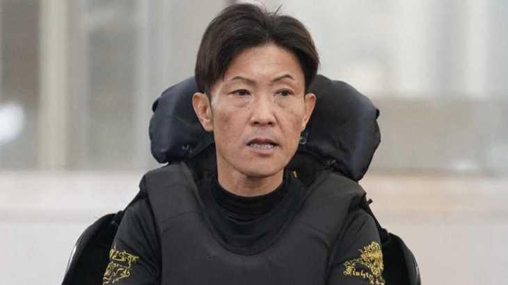 松本勝也選手のTOP画像です。
