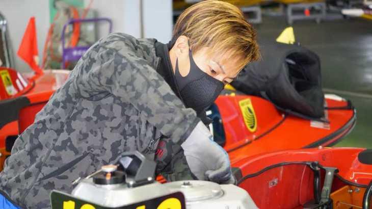 【競艇選手名鑑】福岡支部の104期生、三川昂暁という男性ボートレーサー