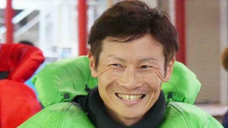 中山雄太選手のTOP画像です。