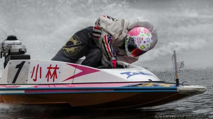 【競艇選手名鑑】東京支部の99期生、小林泰という男性ボートレーサー