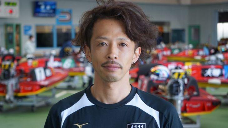 奥田誠選手のTOP画像です。