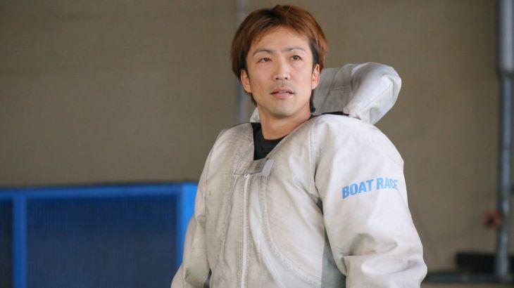 森永淳選手のTOP画像です。