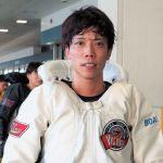 吉田裕平選手のTOP画像です。