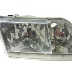 details about for 2001 2005 ford crown victoria right passenger headlight oem [ 1600 x 1200 Pixel ]