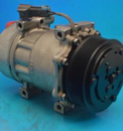 ac compressor for ford f650 f750 1 year warranty r58702 [ 1249 x 831 Pixel ]