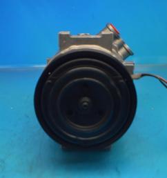 ac compressor for hhr cobalt pontiac g5 saturn ion 1yr warranty reman 97556 [ 1249 x 831 Pixel ]