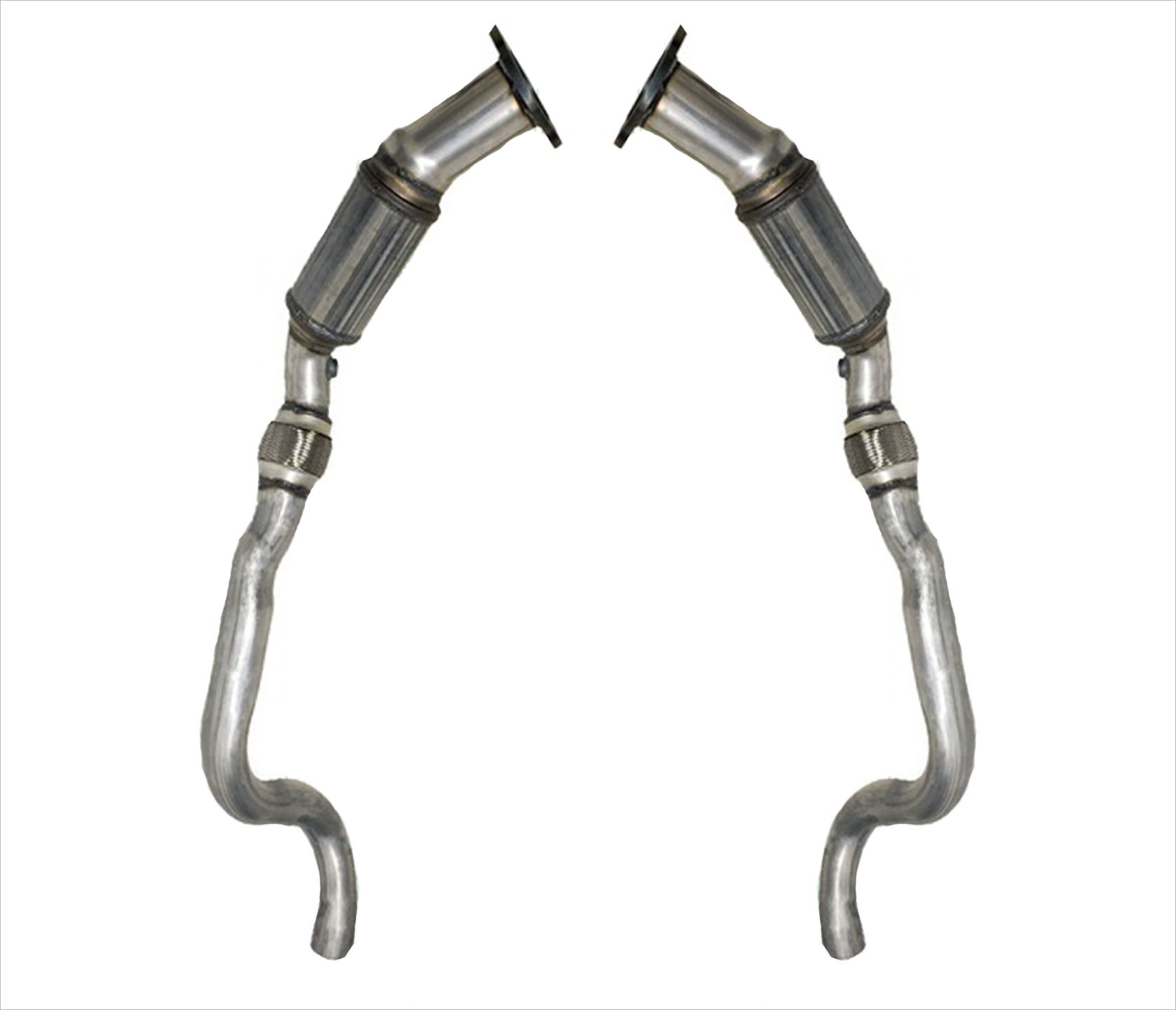 Left & Right Catalytic Converter for All Wheel Drive Only