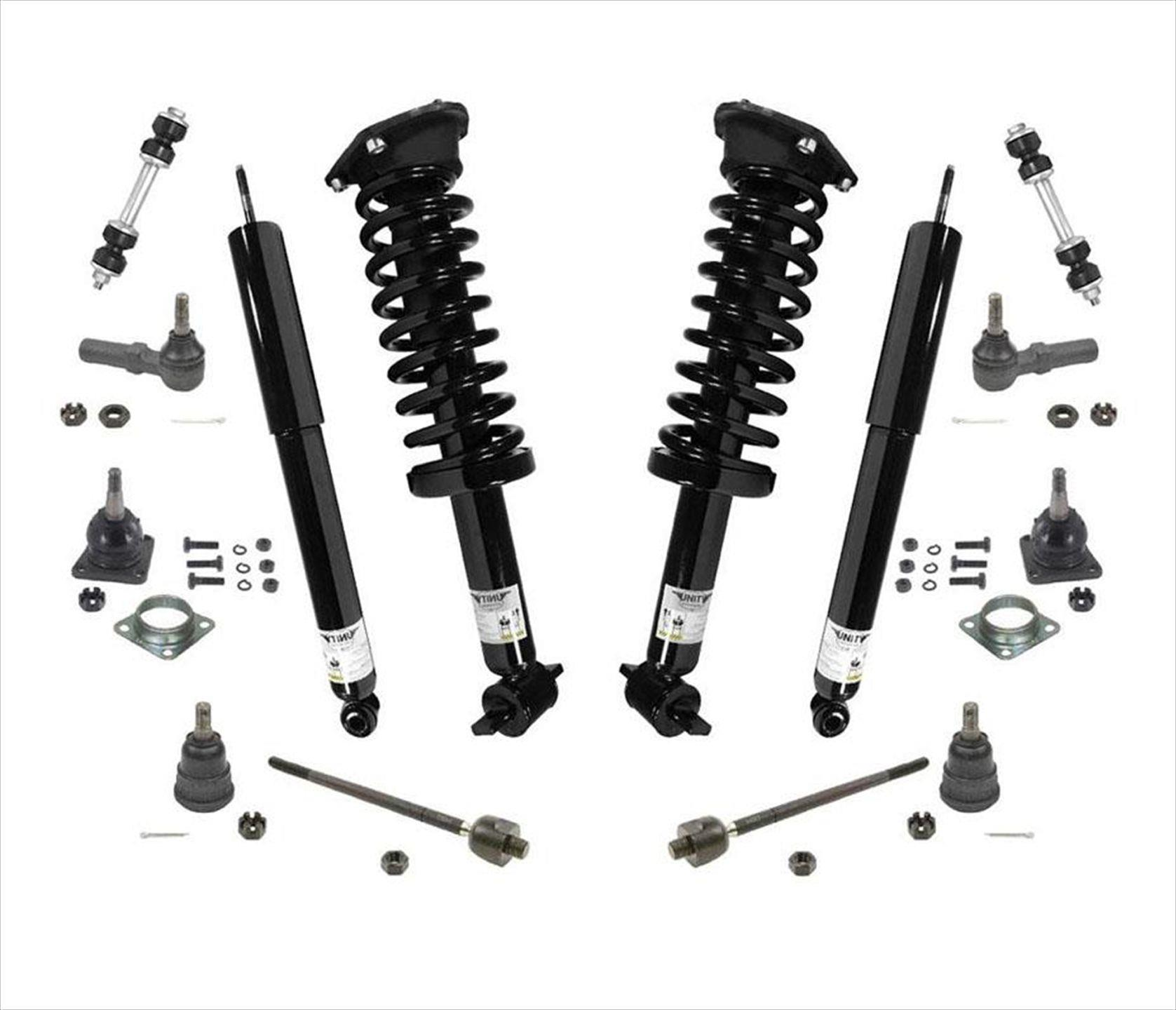 Ap Front Struts Amp Chassis Parts Fits For Chevrolet Camaro