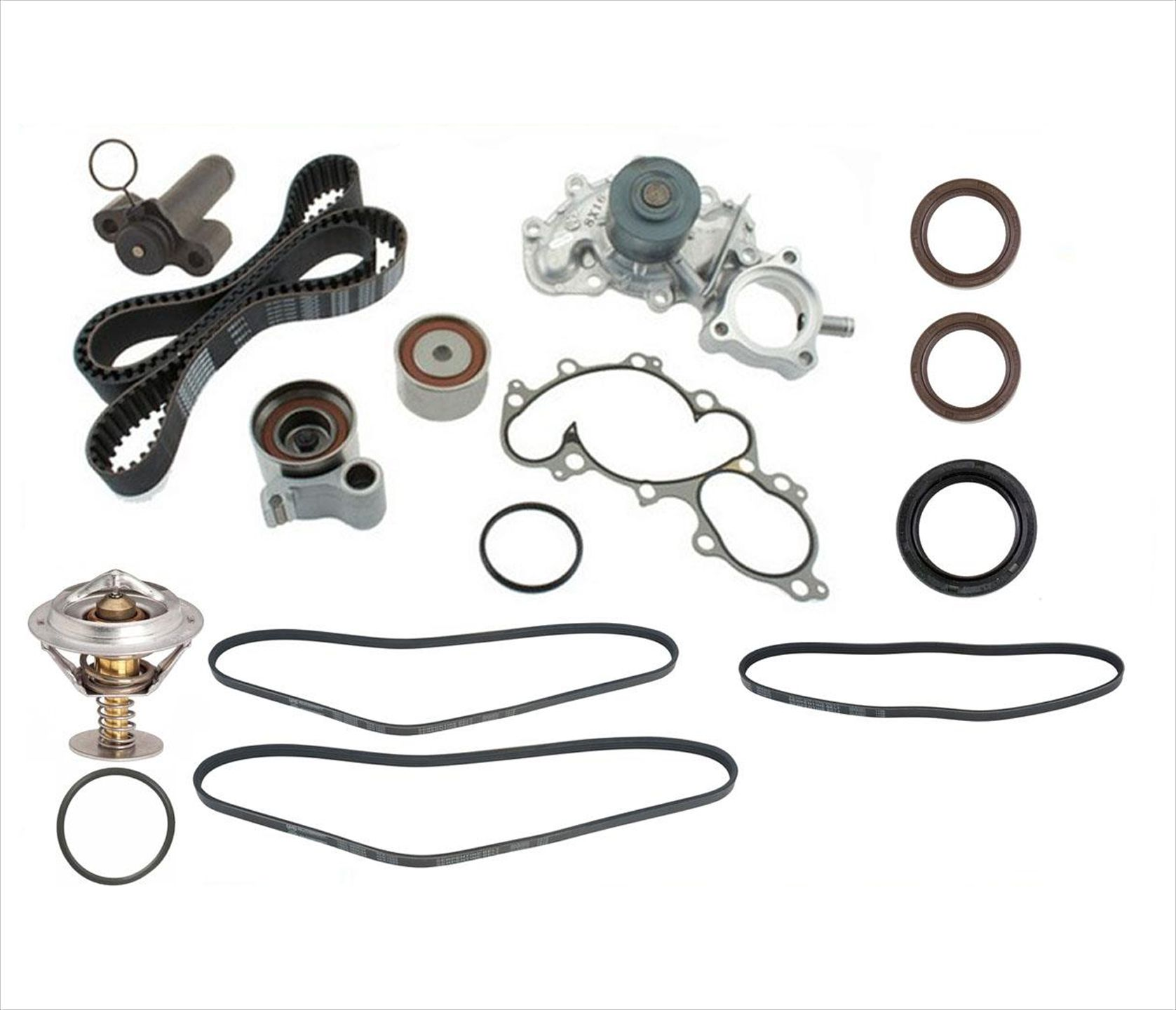 Fits For Toyota Timing Belt Water Pump Kit for 96-02
