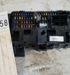 2014 2016 ford f350 6 7l powerstroke fuse box gem module fc3t 14a175 bc [ 1600 x 777 Pixel ]