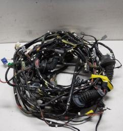 details about 2003 2004 ford f350 lariat fx4 crew cab cab wiring harness 4c3t14a005 xh oem [ 1600 x 1200 Pixel ]
