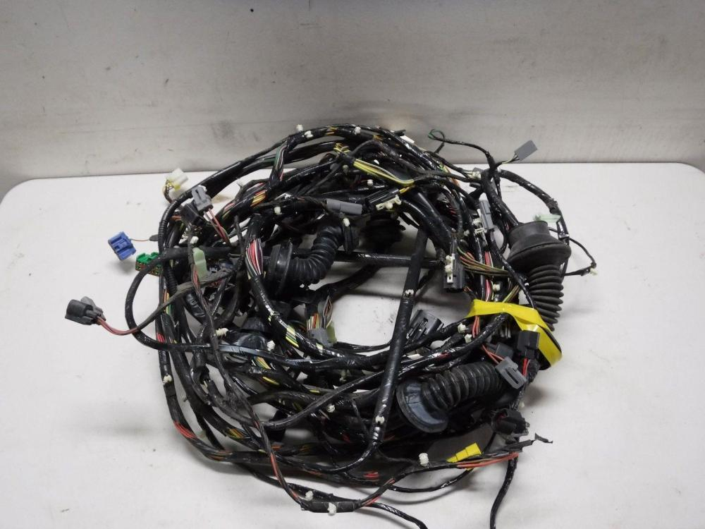 medium resolution of details about 2003 2004 ford f350 lariat fx4 crew cab cab wiring harness 4c3t14a005 xh oem