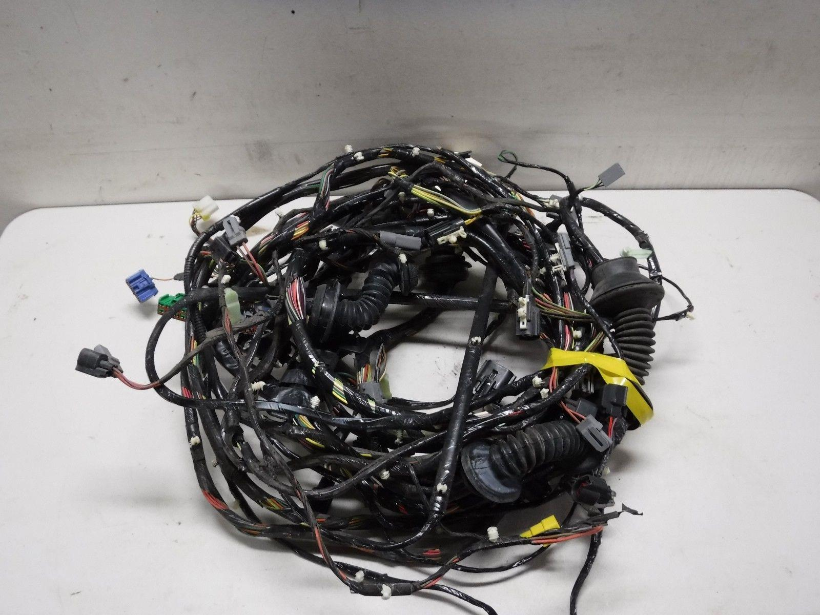 hight resolution of details about 2003 2004 ford f350 lariat fx4 crew cab cab wiring harness 4c3t14a005 xh oem