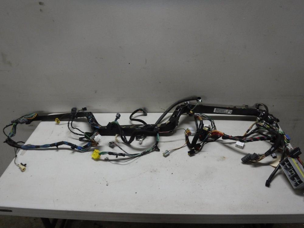 medium resolution of detalles acerca de 2003 a 2004 dodge ram auto 4x4 5 slt 5 7 hemi dash arn s de cableado p56051950ae mostrar t tulo original