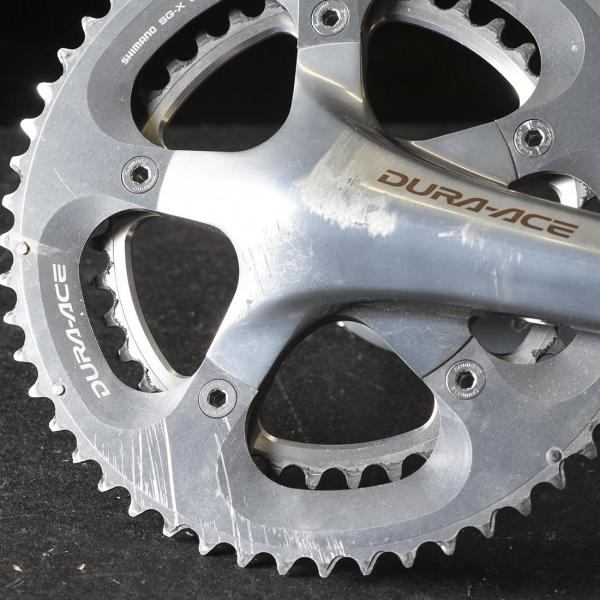 Shimano Dura Ace Fc-7800 Road Bike 172.5mm Crankset 53 39t