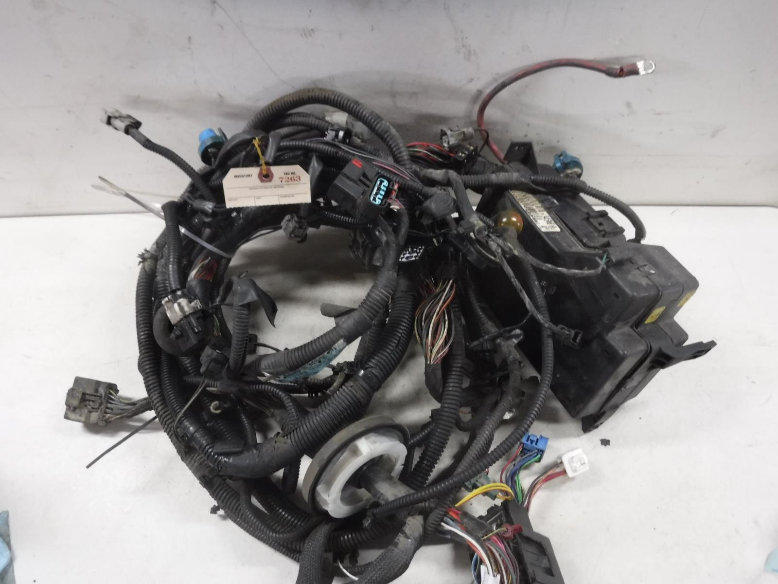 hight resolution of details about 1998 2002 dodge ram 2500 auto 4x4 5 9 cummins engine comp wiring harness oem